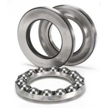 8 mm x 16 mm x 4 mm D<sub>a</sub> ZKL 618/8TNH Single row deep groove ball bearings