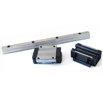 Groove-to-groove length (C1) AST LBB 16 linear bearings